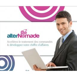 ALTERNomade - Saisie des commandes sur tablettes pour SAGE i7 et V16