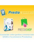 Synchronisation données Sage Prestashop