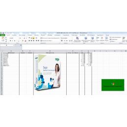 SAGE 100 : Import d'inventaire à partir d'un fichier Excel - Module Sage Gratuit
