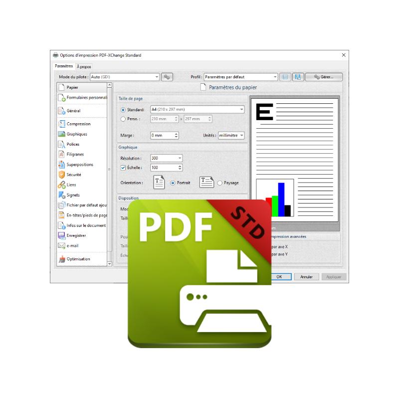 La meilleure imprimante PDF