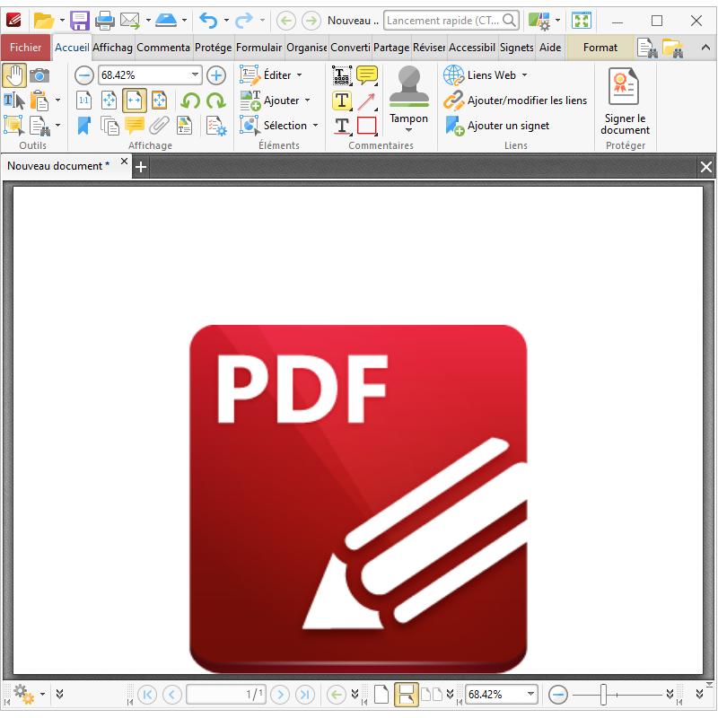 Logiciel de modification fichier PDF