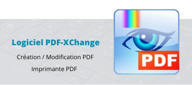 Logiciel PDF Xchange, imprimante PDF